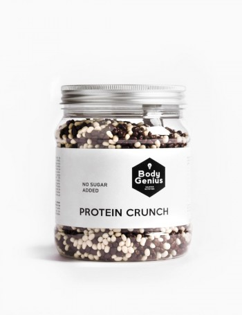 Protein Crunch au cookie et...
