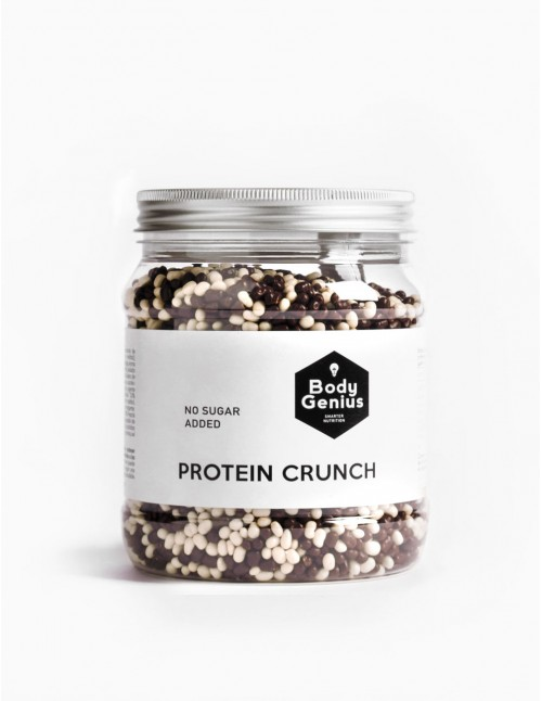Protein Crunch de Cookies & Cream