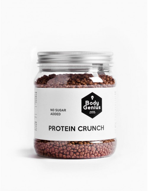 Protein Crunch au chocolat et aux...