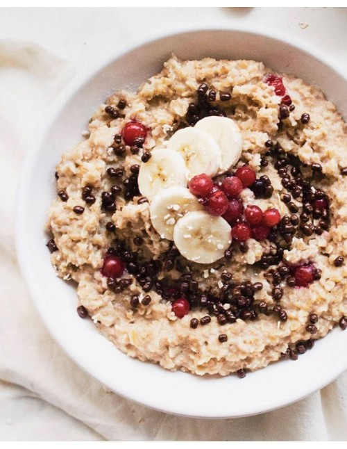 El mejor topping para tu porridge