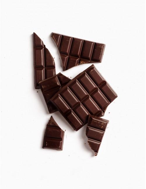 Tablette de cacao 100% sans additifs
