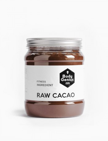 Deffated cocoa powder