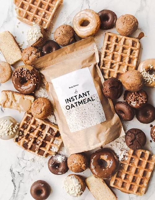 Con harina de avena puedes hacer todas tus recetas