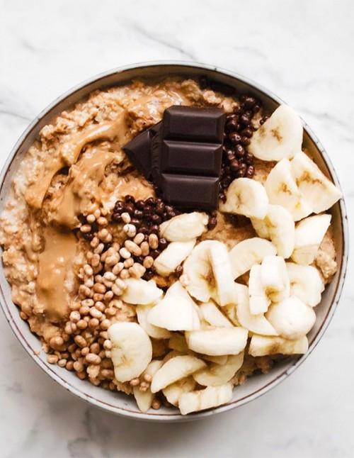 Porridge de avena, el mejor desayuno proteico