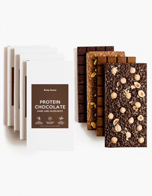 4 Protein Chocolates Pack