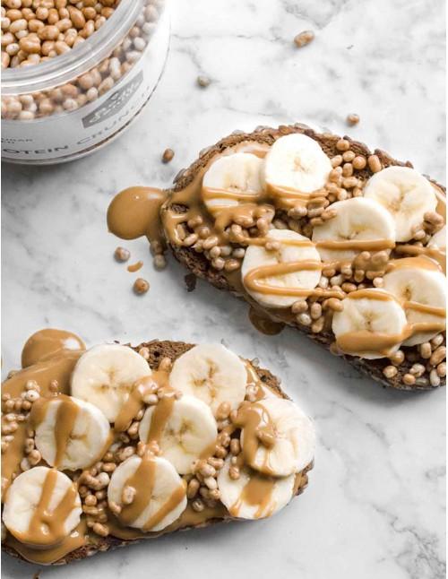Protein Crunch cookie chocolate
