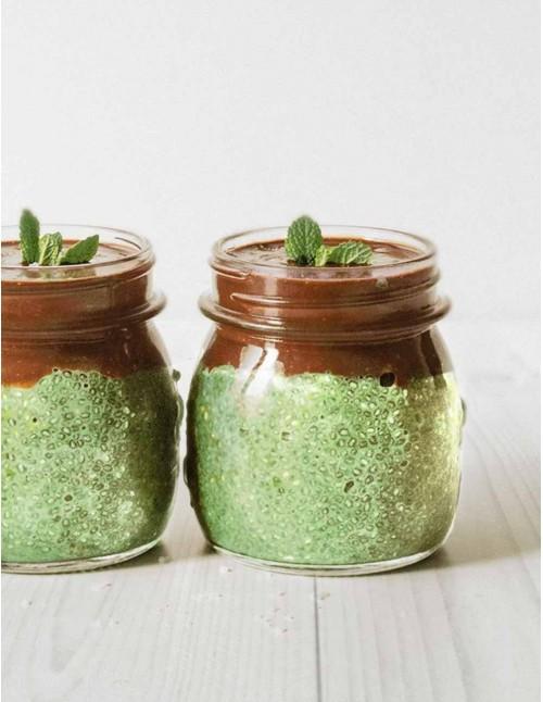 Natural Matcha tea powder