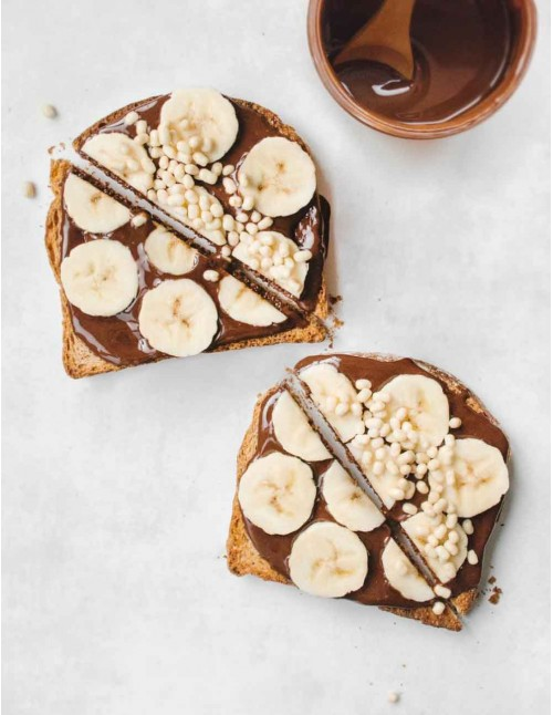 Protein Crunch, el topping ideal