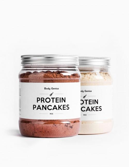Tortitas proteicas para empezar el día con energía