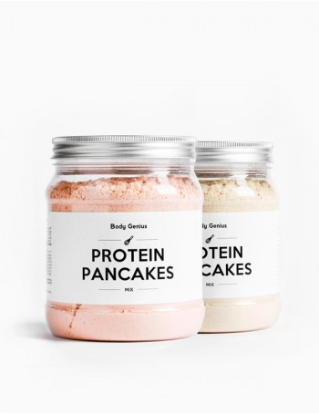 Dúo de tortitas proteicas...