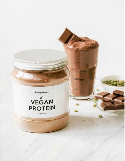 Vegan Protein sugar-free Sample