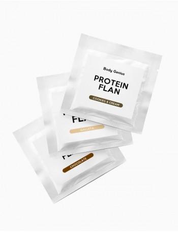 Sugar-free protein rich...