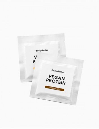 Vegan Protein Samples Duo