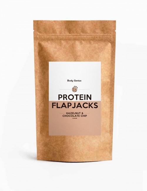 Flapjacks protéinés sans sucre