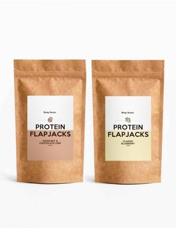 Duo de Flapjacks protéinés...