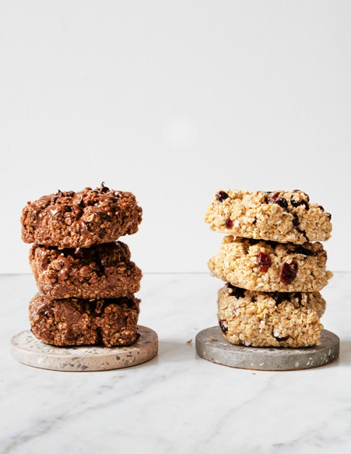Sugar-free protein flapjacks duo