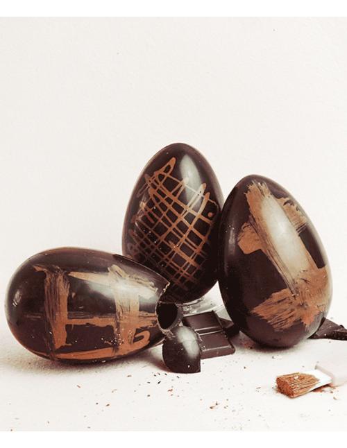 Healthy easter egg