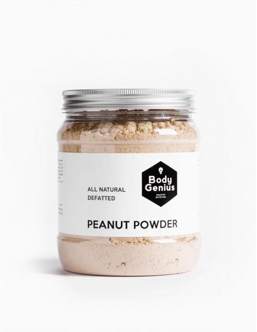 Farine de cacahuète dégraissée