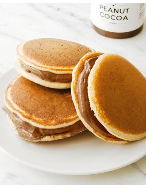 Pâte à pancake protéinée sans sucre