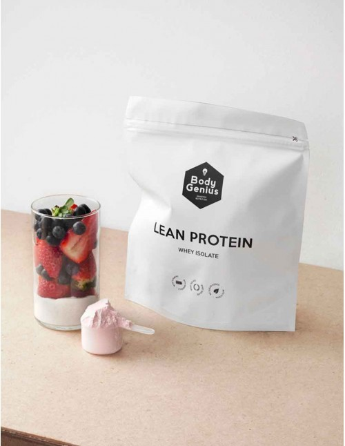 Professional whey protein isolate CFM