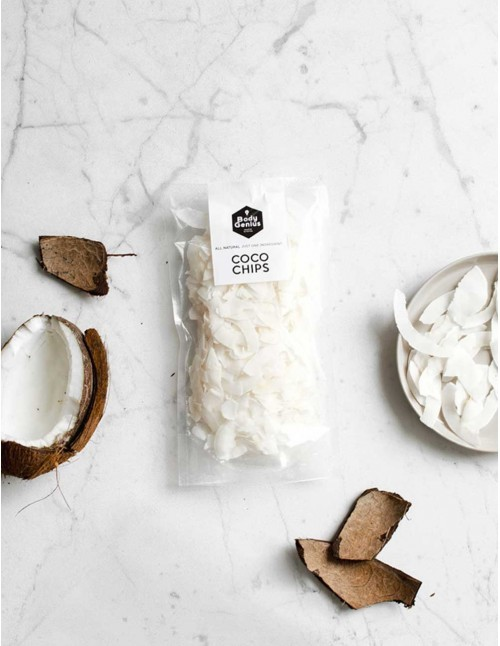 Coconut sheets without sugar