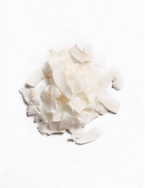 Láminas de coco sin azúcares