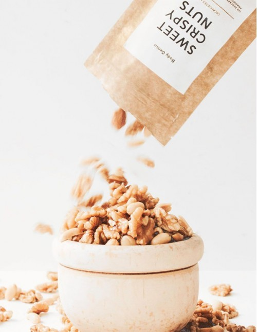 Sugar-free caramelized nuts 5 pack