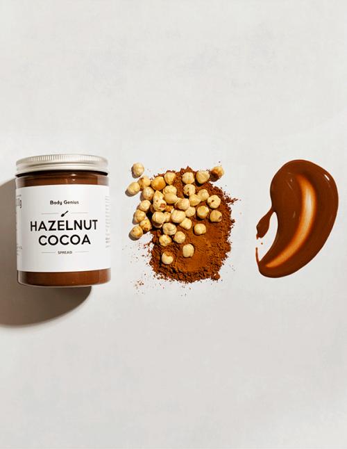 Hazelnut Cocoa Spread